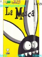Mosca Cartoon Network theme screenshot