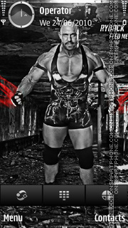 Ryback theme screenshot