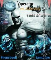Batman es el tema de pantalla