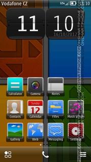 Скриншот темы Colors4