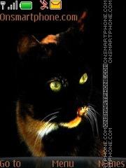 Скриншот темы Black Cat 14