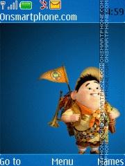 Disney pixar up 01 theme screenshot