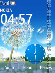 Galaxy S3 Reality 02 theme screenshot