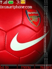 Nike Chivas theme screenshot