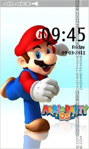Mario Party 02 es el tema de pantalla