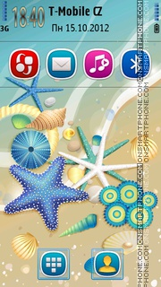 Sea 5803 theme screenshot
