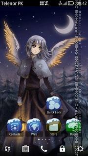 Winter Stc theme screenshot
