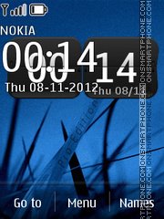 Nokia Pro Edition theme screenshot