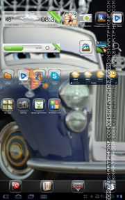 Cars2 Big theme screenshot