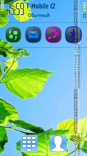 Fresh 5th tema screenshot