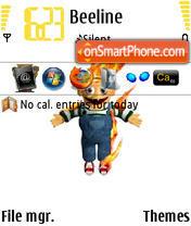 Piernitro theme screenshot