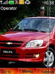 Chevrolet Celta es el tema de pantalla