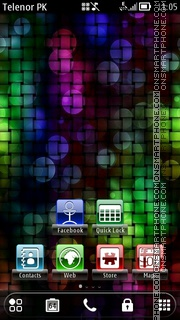 Canday theme screenshot