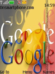 iGoogle Theme-Screenshot
