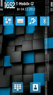 Lumia Transformation tema screenshot