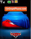 Capture d'écran Cars 02 thème