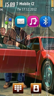 Gta 4 06 theme screenshot