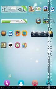Ablack tema screenshot