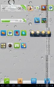 Classic Theme 01 tema screenshot