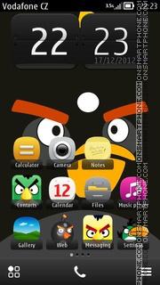 Angry Birds Space Theme-Screenshot