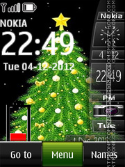 Christmas Decoration All In One theme screenshot