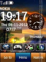 SmartPhone Dual theme screenshot