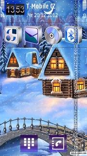 Winter 18 es el tema de pantalla