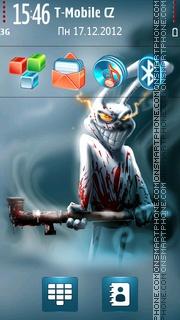 Madbunny theme screenshot