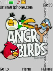 Angry Team theme screenshot