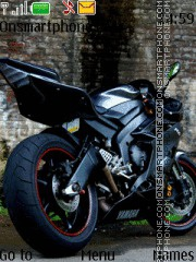 Capture d'écran Yamaha 14 thème
