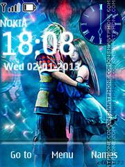 Final Fantasy 10 es el tema de pantalla