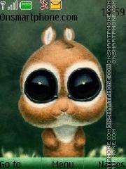 Скриншот темы Squirrel