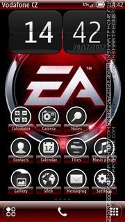 EA 01 theme screenshot