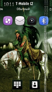 Ashoora Theme-Screenshot