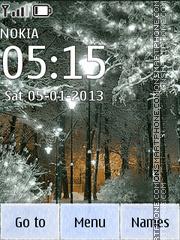 Lights theme screenshot