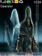 Assassins Creed Revelation theme screenshot