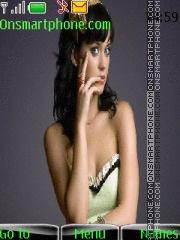 Скриншот темы Katy Perry