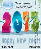 Colours 2013 es el tema de pantalla