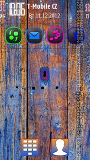 Secret Door 5th 01 theme screenshot