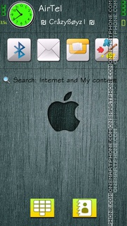iApple 5th theme screenshot