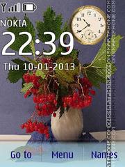 Guelder rose theme screenshot
