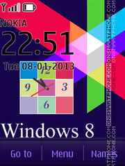 Windows 8 Rtm theme screenshot
