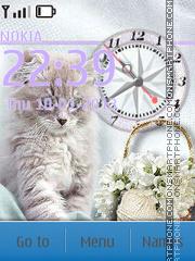 Kitten tema screenshot