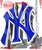 Blue Yankees es el tema de pantalla