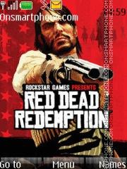 John Marston - Red Dead Redemption es el tema de pantalla