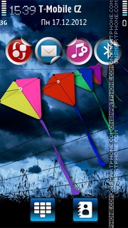 Kites hq tema screenshot