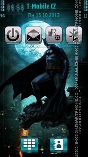 Batman 13 theme screenshot