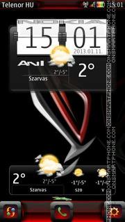 LD theme screenshot