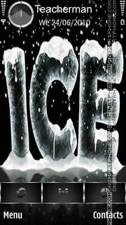 3D Ice es el tema de pantalla