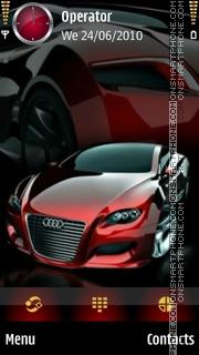 Скриншот темы Audi-Theme